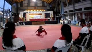 ARNIS: Espada y Daga by Jhuanalou Micoyco of La Carlota City Division in NIRAA 2017