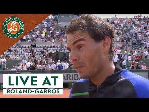 Live at Roland-Garros #2 - Daily Show I Roland-Garros 2017