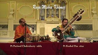 Video Raga Mishra Khamaj. Kushal Das & Parimal Chakrabarty. 4K UHD. 07.11.16 download MP3, 3GP, MP4, WEBM, AVI, FLV November 2018