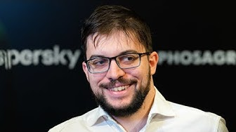 Maxime Vachier-Lagrave on his win against Ian Nepomniachtchi | FIDE Candidates 2020 | Round 7 |
