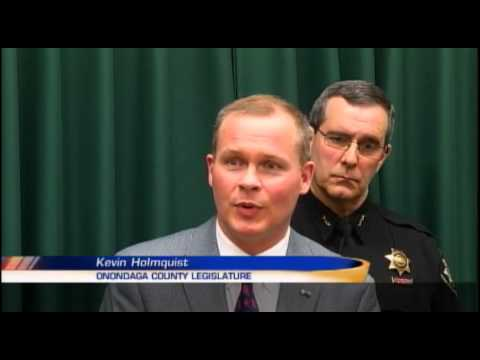 The Talk Tonight - Onondaga County considers calling for repeal of governor's new gun law