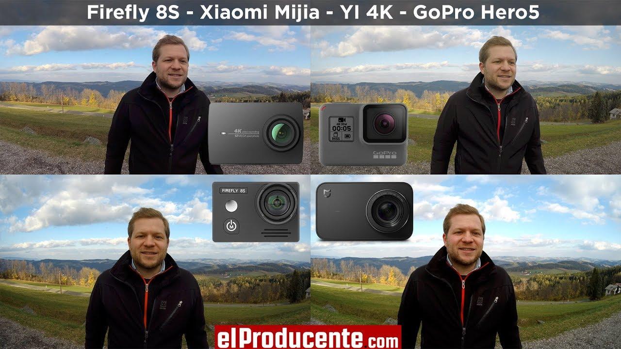 Xiaomi Mijia 4K Action Camera - Review - el Producente