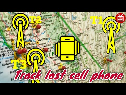 How to track a cell phone Location|Tracking through Gps|Find my device?