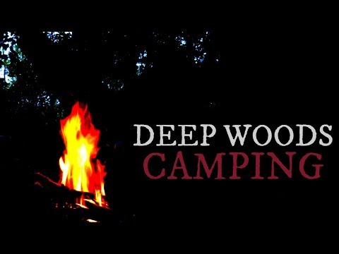 5 TRUE Scary Deep Woods Camping Stories