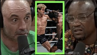 Joe Rogan & Yves Edwards Review Sage Northcutt's Loss to Cosmo Alexandre