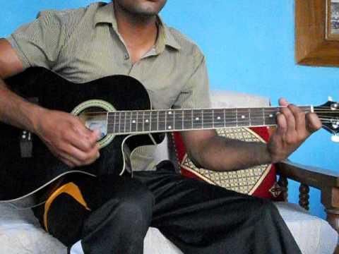 Bhula Dena Mujhe_Ashiqi2 on Guitar Chords