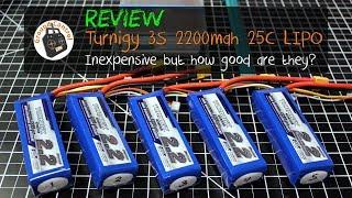 Review - Turnigy 3S 2200mah 25C Lipo Pack