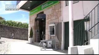 Assalto a multibanco com recurso a gás, Tarouca