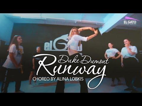 Duke Dumont - Runway (ZDS Remix)   Alina Lobkis