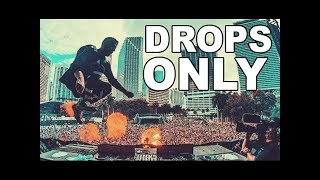 Best Trap Drops @ Ultra Music Festival Miami 2017 #Drops Only 5K