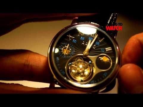 Aatos Tiago Chinese Tourbillon Watch Review