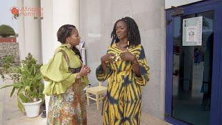 Fatou Jupiter, actrice :''Il faudrait que les jeunes filles s'engagent dans les études''
