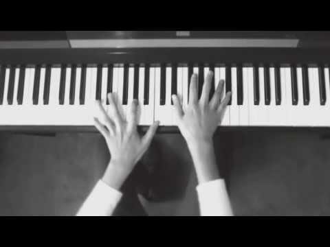 Ludovico Einaudi - Nuvole Bianche(cover)