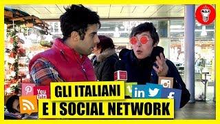 Gli Italiani e i Social Network - TELO MARE TELO CHIEDO - theShow