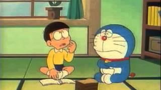 哆啦A梦国语第02话【机器猫】考试吃的记忆面包2