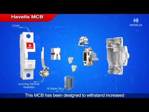 Domestic Electrical Protection Devices By Havells
