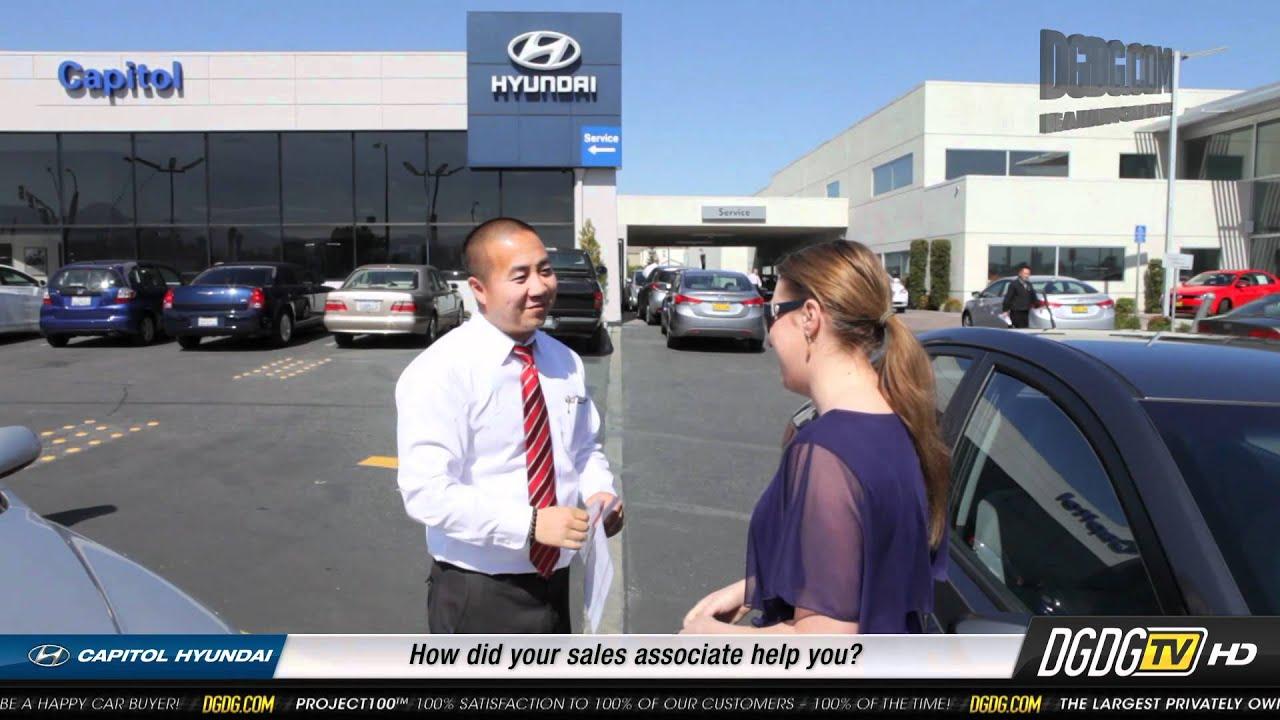 Capitol Hyundai Hy Car Er Review 1050 Expressway Auto Mall San Jose Ca 95136