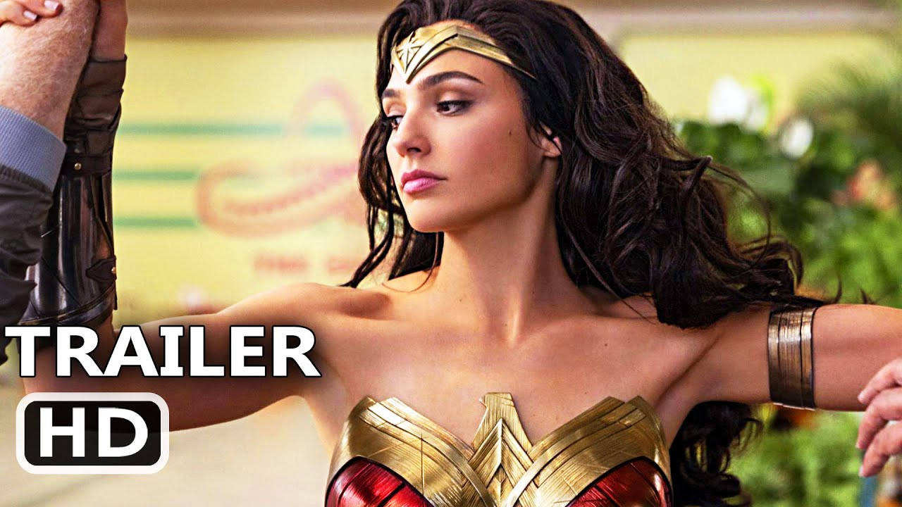 WONDER WOMAN 1984 Final Trailer (New 2020) Superhero Movie HD