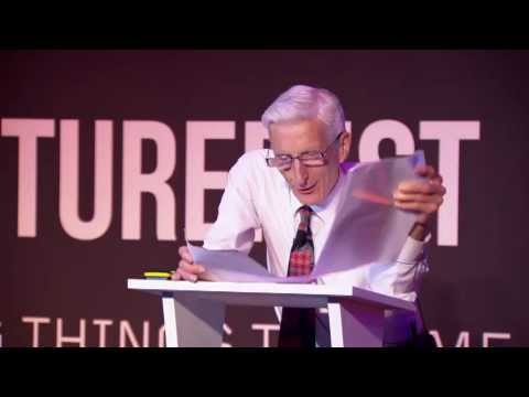 Sir Martin Rees talks about life's long-term prospects