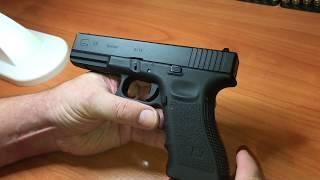 Glock 17 (G17 от WE) gas blowback. Моя страйкбольная любовь.