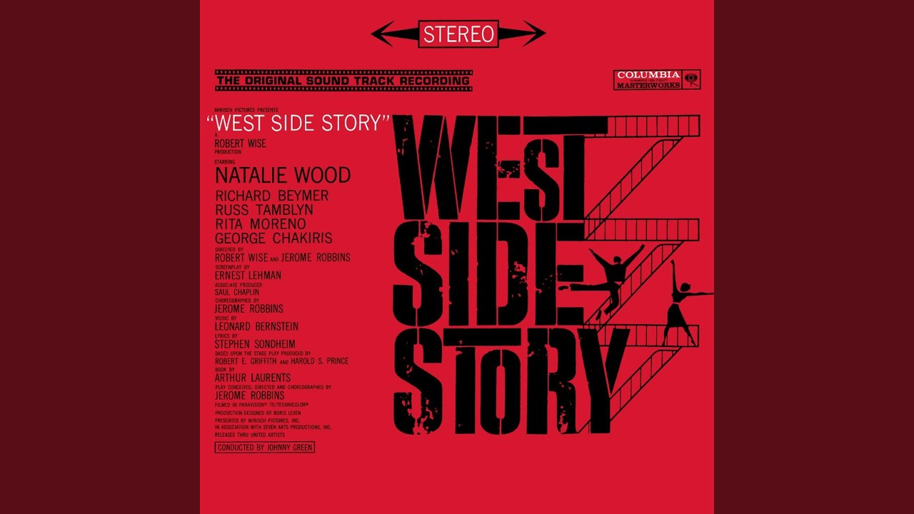 somethings coming bernstein West side story is an american musical and was completed in 1957 the music is by leonard bernstein and the words are by stephen sondheim it is a jazzy musical based on shakespeare's story of romeo and juliet but set in 20th-century new york against a background of racial gang warfare there are.