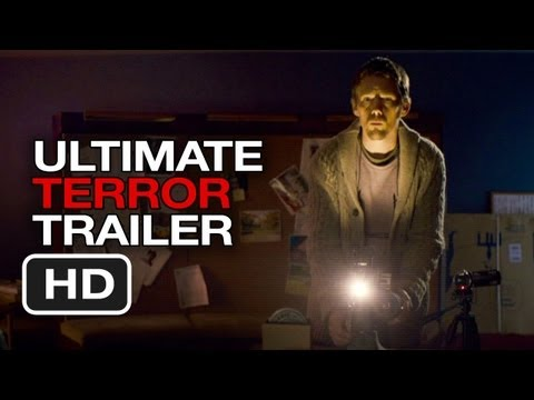 Sinister Ultimate Terror Trailer (2012) Ethan Hawke Horror Movie HD