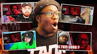 Deji - The Truth REACTIONS