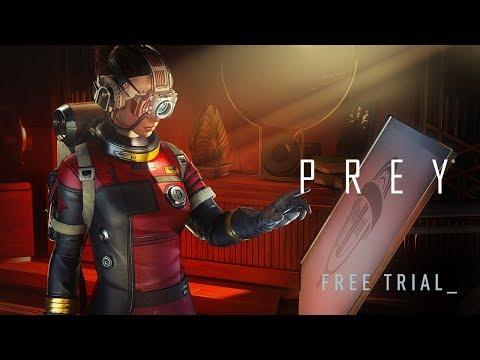 Prey | Lutou contra a invasão alienígena? (2017)