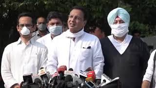 दिल्ली से कांग्रेस का बड़ा ऐलान, किसान बिल और अध्यादेश के खिलाफ देशभर में विरोध-प्रदर्शन करेंगे LIVE