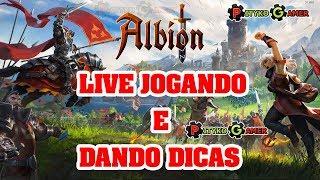 Baixar Albion Online Ao Vivo - PitykoGamer