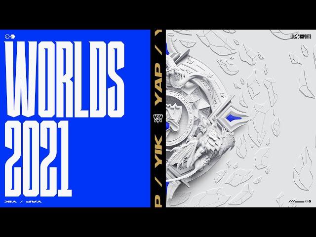 DWG KIA (DK) vs MAD Lions (MAD) - Worlds 2021 Çeyrek Final