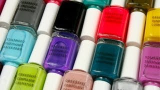 WSITN: OCC Nail Lacquers | Review Thumbnail