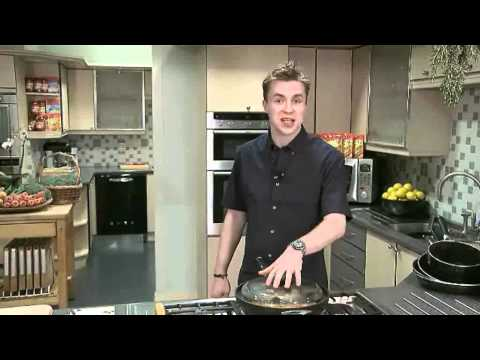 Chef James Tanner's Make Teatime Campaign - Recipe Two