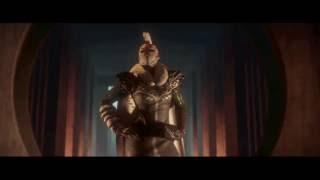 destiny rise of iron lady efrideet cutscene