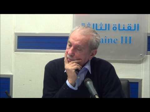 Farid Benhamdine le président de la Société algérienne de pharmacie (SAP)