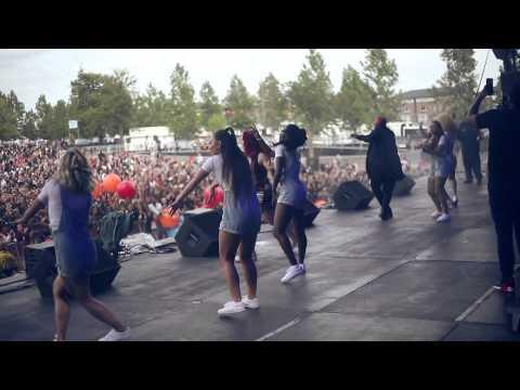 Section Boyz LIVE @ Wireless 2015 with Drake, Skepta, Rita Ora Krept & Konan, Katy B, Stormzy + MORE