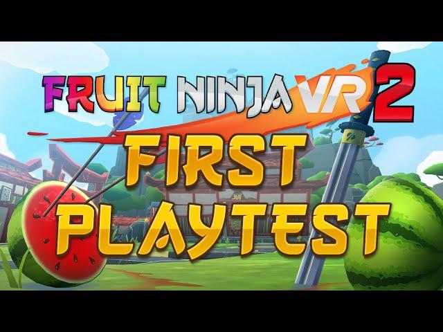 Los fans lo logran, Fruit Ninja VR 2 con lanzamiento a finales de año
