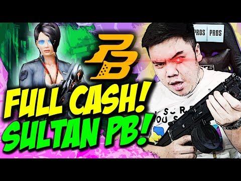 NYOBAIN SEMUA SENJATA SULTAN PB FULL CASH 1JUTA DI PUBLIC AUTO WIN!! - POINT BLANK INDONESIA #2