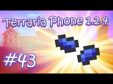 видео: lp. hm. terraria phone 1.2.4 #43 (В поисках семян грибного биома)