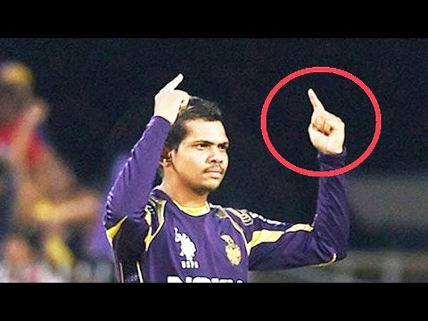 sunil narine banned from bowling in the champions league