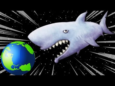 NANO SHARK EATS the ENTIRE EARTH! - Tasty Blue Gameplay - Game like IO game
