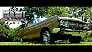 1964 Mercury Comet Cyclone FOR SALE