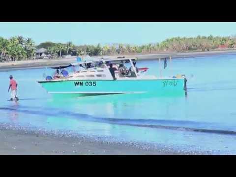 Nadi, Fiji (Wailoaloa beach)