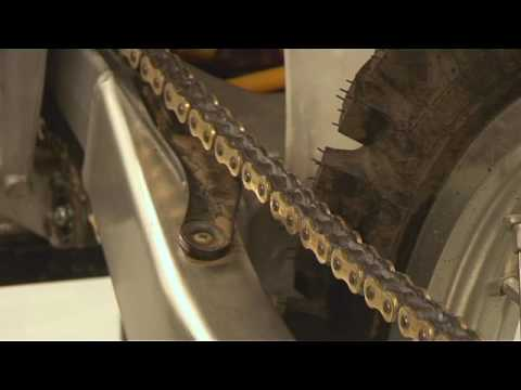 how to clean your dirt bike chain