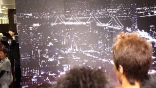 2013阪急メンズ館大阪 エキシビションナイト アンダーウェアファッ...