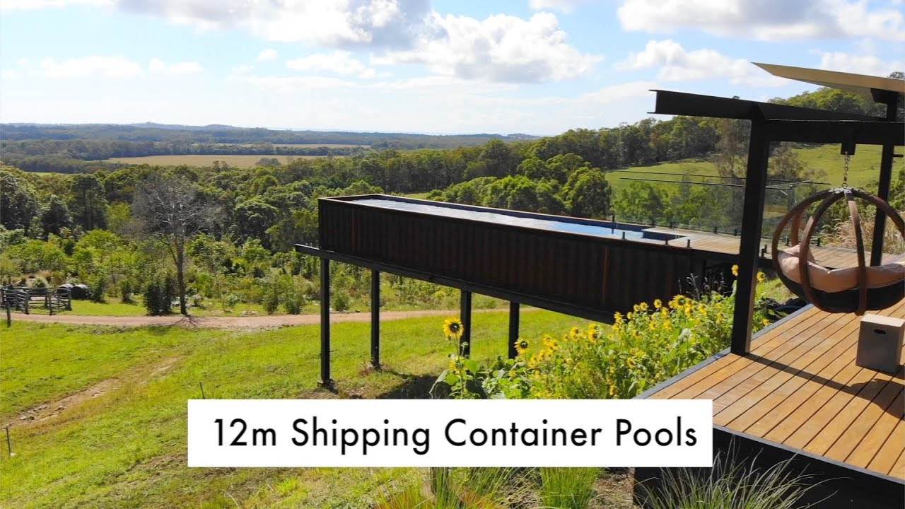 Shipping Container Pools premiers this FRIDAY!