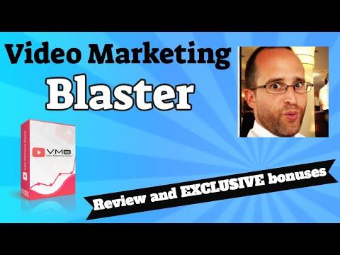 Video Marketing Blaster review. http://bit.ly/2PEpqGL