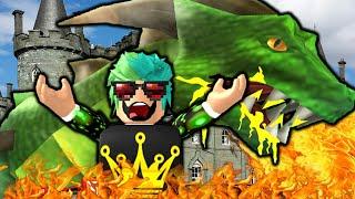 EJDERHA ZINDANINDAN KAÇIŞ | ROBLOX Escape The Dungeon Obby