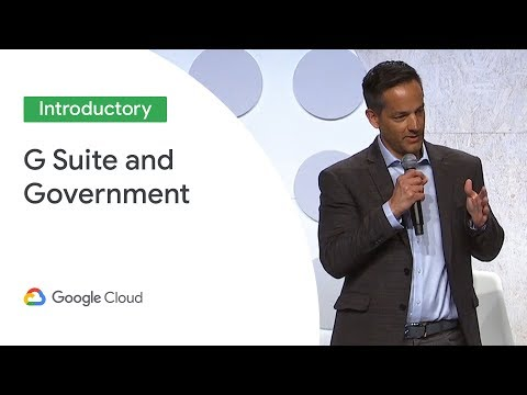 How Wyoming is Transforming Government With G Suite  (Cloud Next '19)