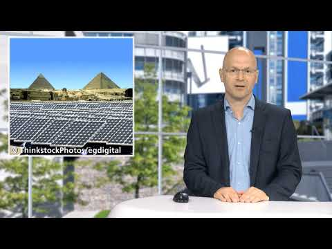 Prof. Markus Lederer: Energy security, geopolitics and the future of renewable energies.